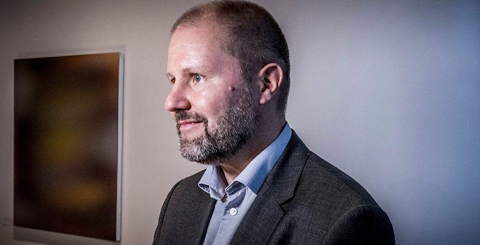 Fingerprint-vd:n Jörgen Lantto har sålt aktier för 290 miljoner