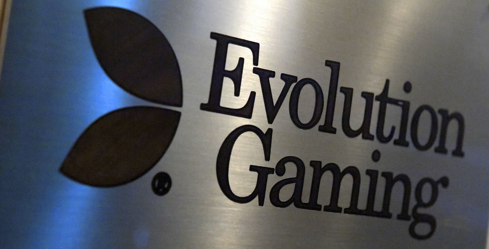 Evolution Gaming lägger bud på Netent