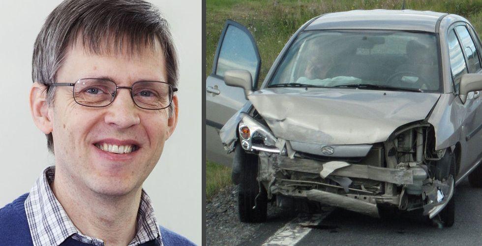Tvärstopp för självkörande bilar - forskare slår larm om svag teknik