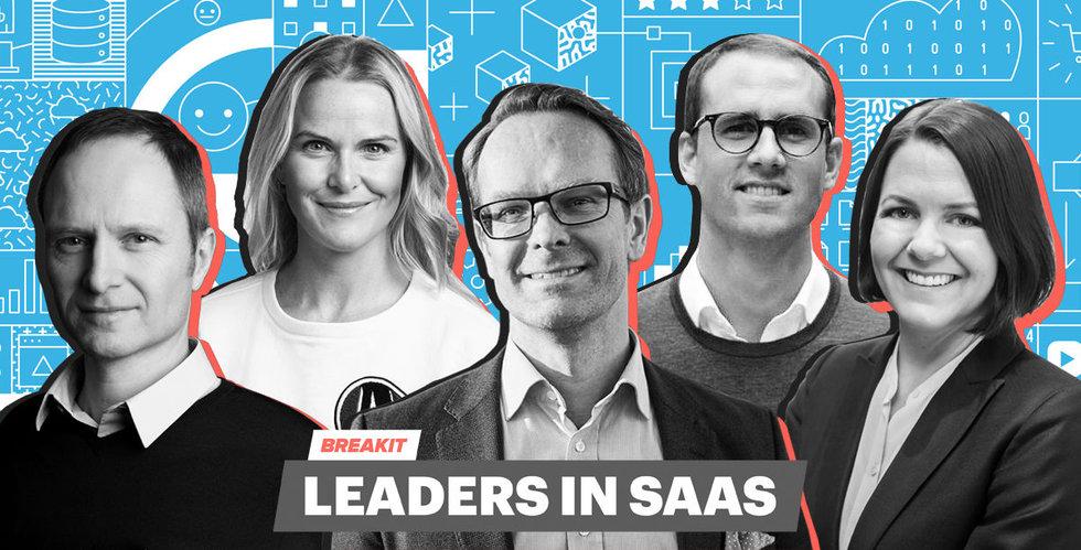 Breakit stärker svenska SaaS-communityt med nytt nätverk – Leaders in SaaS
