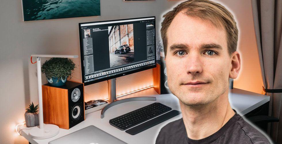 Barnklockan Tinitell gick i konkurs – nu är Mats Horn tillbaka med en ny idé
