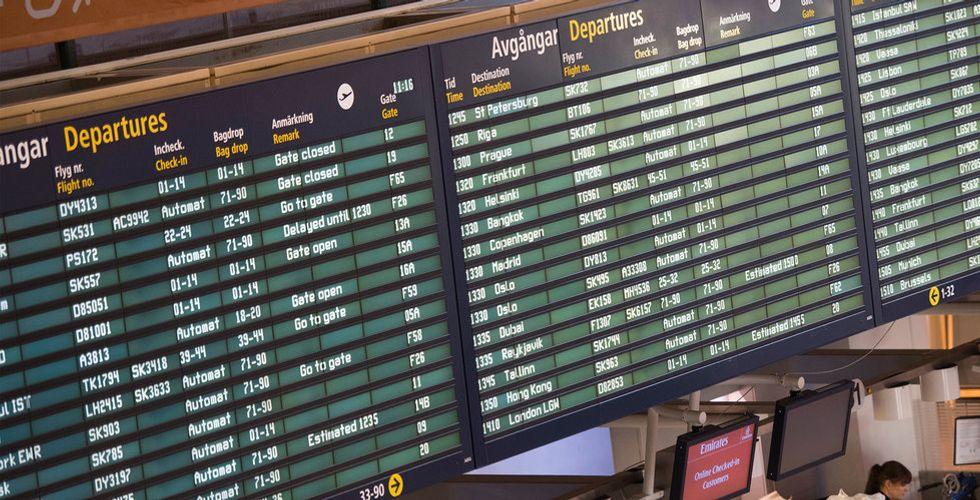 Företag säger sig tänka hållbart – betalar influencers flygresor