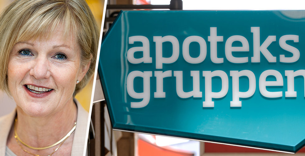 Apoteksgruppens avstår traditionell e-handel