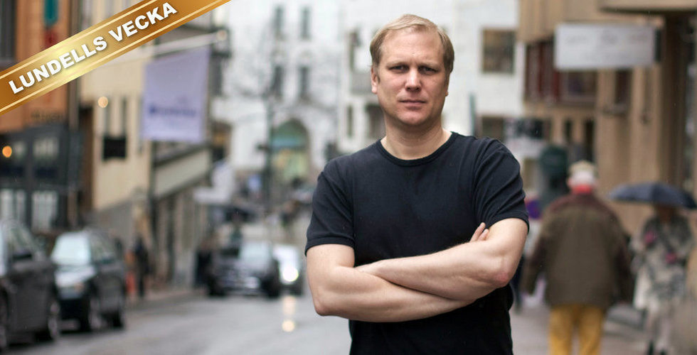Breakit - Så blåste Daniel Ek mig och Wikingssons okända bastu(o)vana