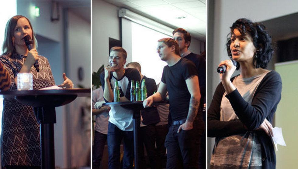 Malmö har fått sin första techfest – så var kvällen från början till slut