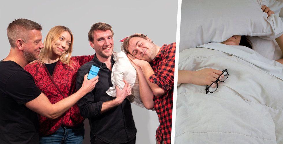 Sleepcure ska bota sömnproblem – nu backas bolaget av tunga investerare