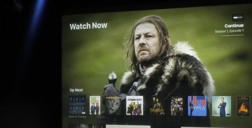 Breakit - Allt färre hyr film via Apple