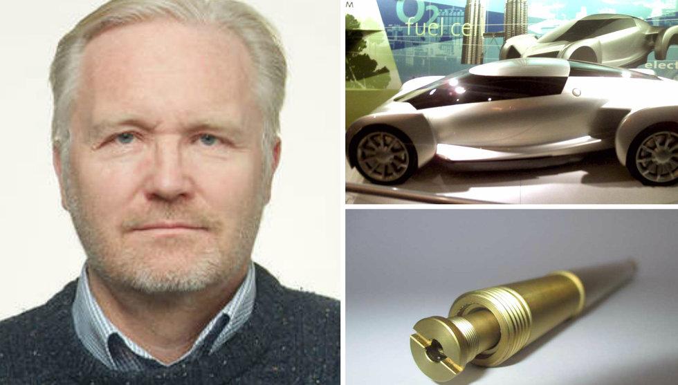 Breakit - Svenska Sentina Bay tar in kapital till framtidens supermaterial