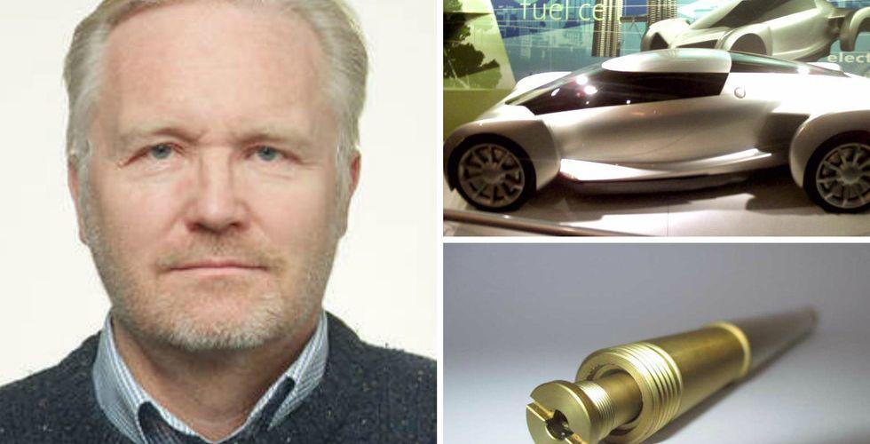 Svenska Sentina Bay tar in kapital till framtidens supermaterial