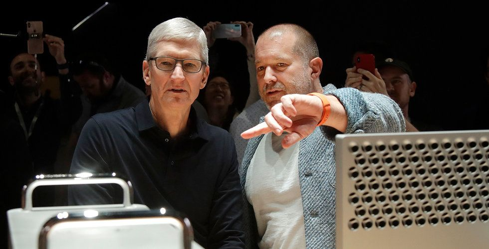 Stjärndesignern Jony Ive lämnar Apple