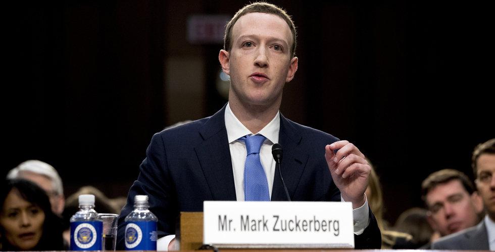 Facebook får böta miljoner efter Cambridge Analytica-skandalen