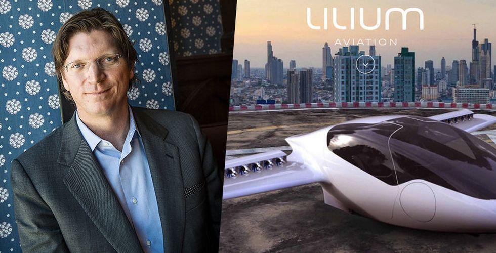 Breakit - Atomico pumpar in 100 miljoner i futuristiskt flygplansbygge