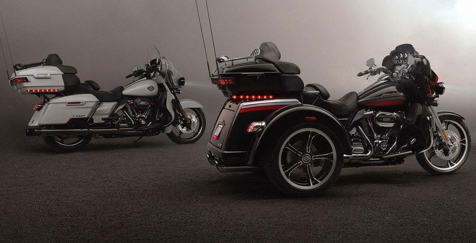 Harley-Davidsons nya satsning på el sågas – aktien faller