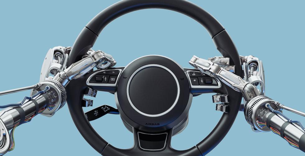 Kalifornien ger grönt ljus för självkörande bilar att plocka upp passagerare