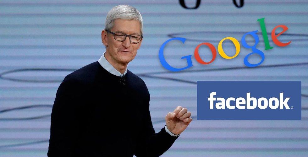 Så vill Apple konkurrera med Googles och Facebooks riktade reklam