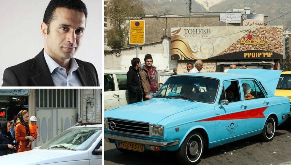 Svensk Skype-veteran tar in kapital till bildelningstjänst i Iran