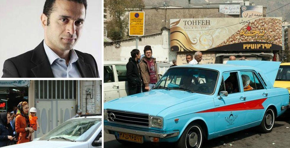 Breakit - Svensk Skype-veteran tar in kapital till bildelningstjänst i Iran