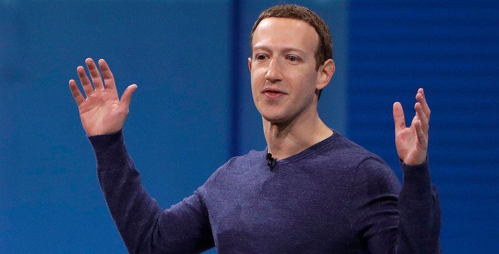 Facebook tappade på Zuckerbergs mejlkonversationer