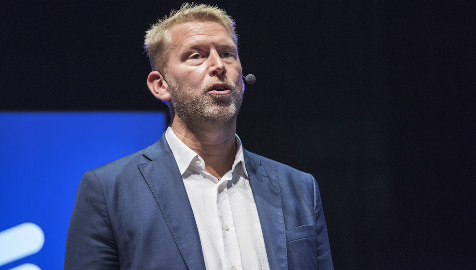 Breakit - Han tar rygg på sin gamla chef - vill bygga batterifabrik i Sverige