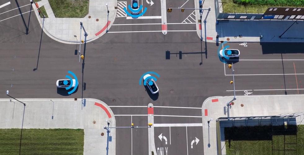 Miljardkostnader för Autolivs avknoppning av självkörande bilar