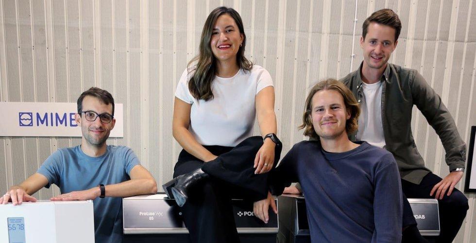 Mimbly vill göra tvättmaskinerna bättre – får 19 miljoner kronor