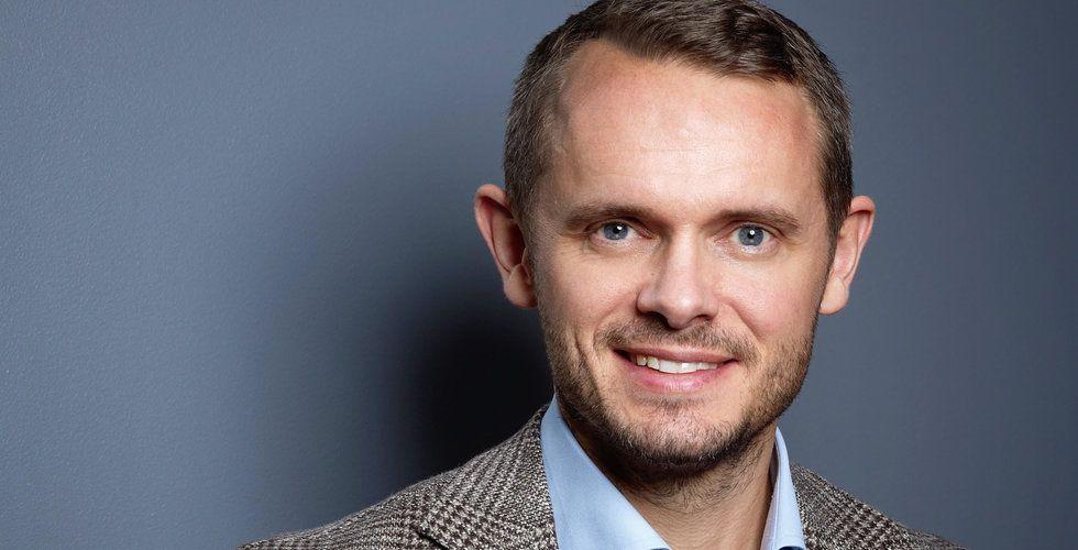 Zmartas vd Gustav Berghog lämnar – går till Saas-uppstickare