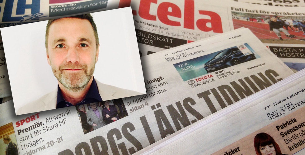 Breakit - Njus vill göra alla till journalister – nu backar investerare Rolf Bäcks startup