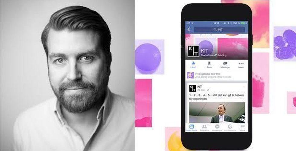 Utmanar DN och Svenskan - hajpad mediestartup växlar upp