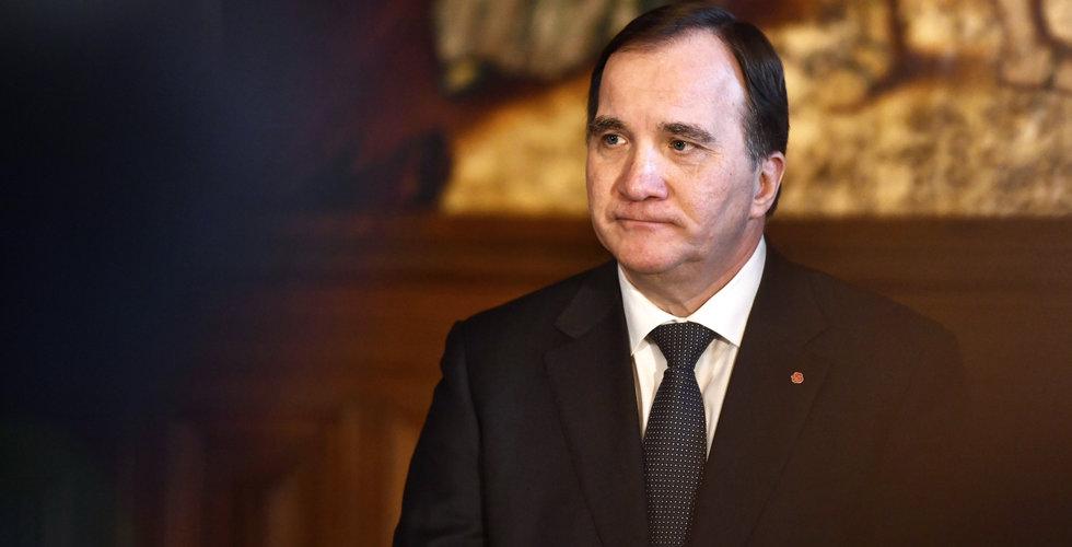 Löfven föreslås bli statsminister