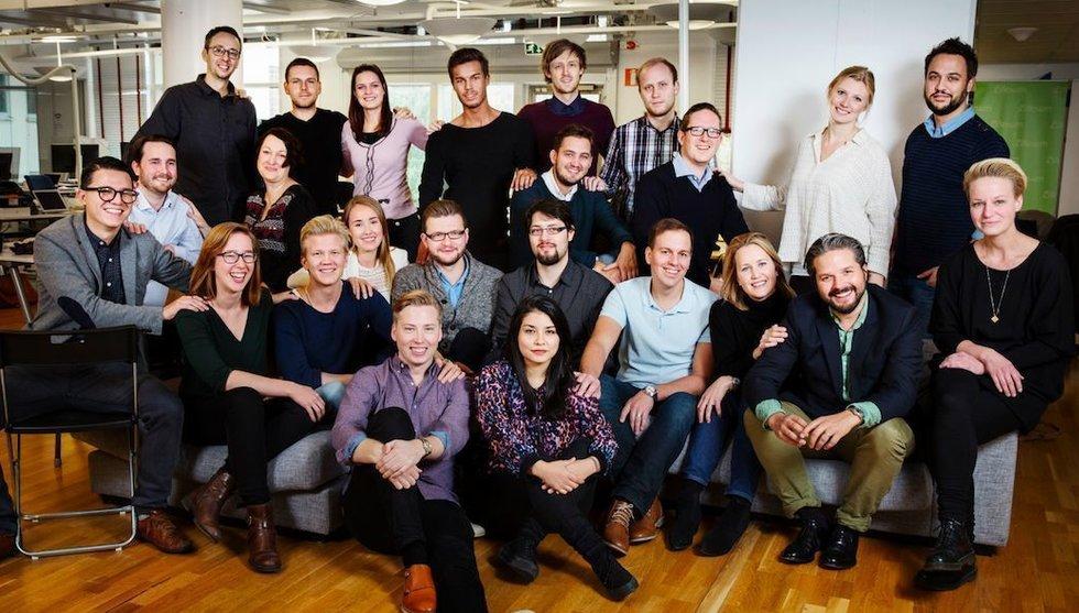 Lifesum anställer 17 personer och åker till New York med Apple