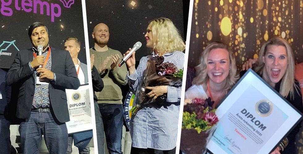 """De är Sveriges hetaste SaaS-bolag – prisade på Breakits event: """"Vi är Sveriges bästa"""""""
