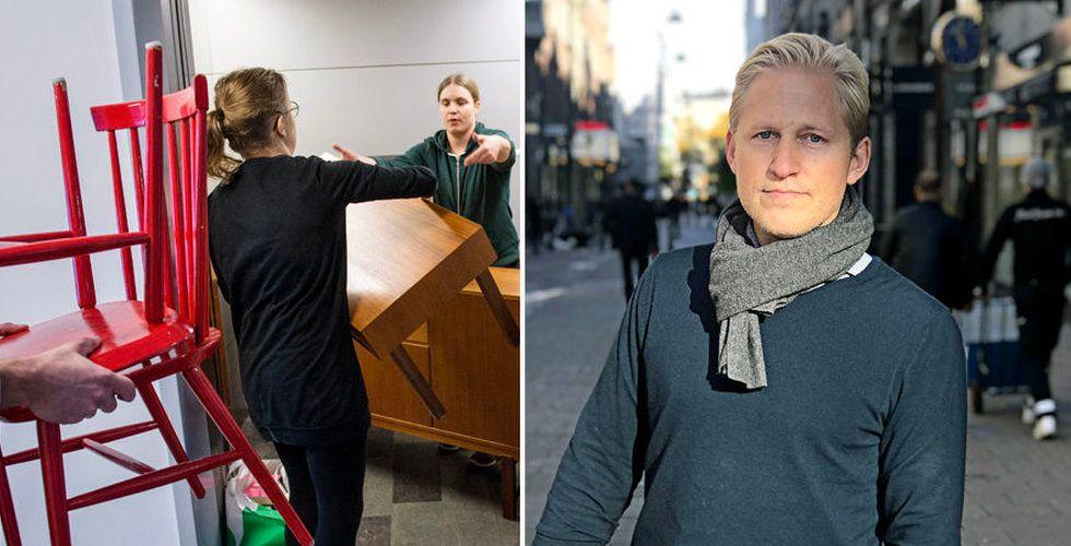 Tiptapp hjälper dig att frakta bort soporna – nu vill Stockholms stad stoppa tjänsten