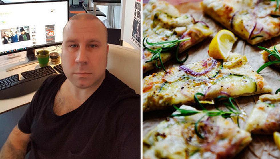 Så sänkte matsajten Onlinepizza den lilla uppstickaren Pizzahero