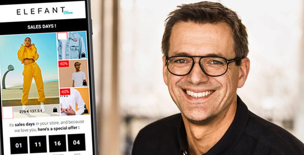 Sinch köper franskt mjukvarubolag för 180 miljoner