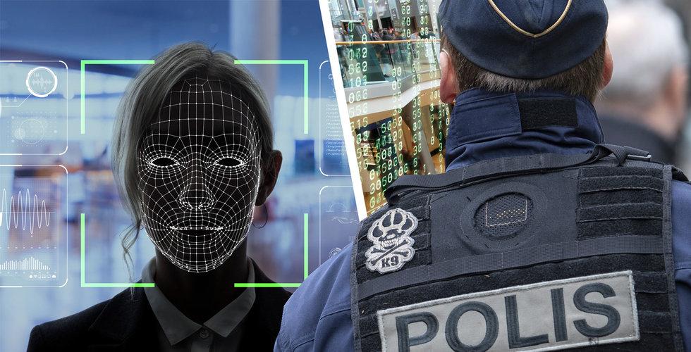 Svensk polis har använt kontroversiella Clearview AI för ansiktsigenkänning