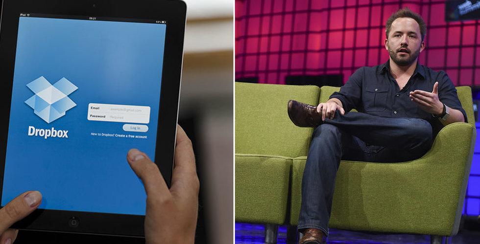 Breakit - Uppgifter: Dropbox har i tysthet ansökt om börsnotering