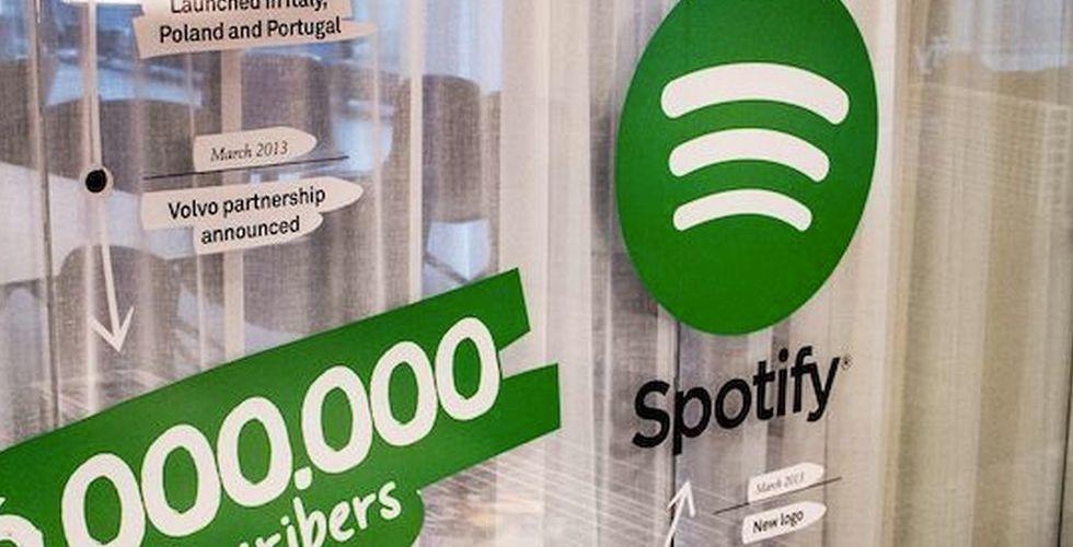 Nu finns Apple Music i 57 länder där Spotify ännu inte etablerat sig