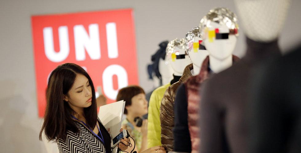 Corona-viruset slår hårt mot Uniqlo – tvingas hålla stängt i hälften av butikerna i Kina