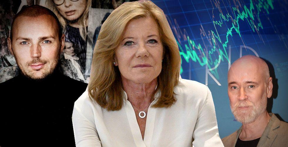 Otippad intervju med Lena Apler – snackar börs, Nakd och kostsamma kändisinvesteringen