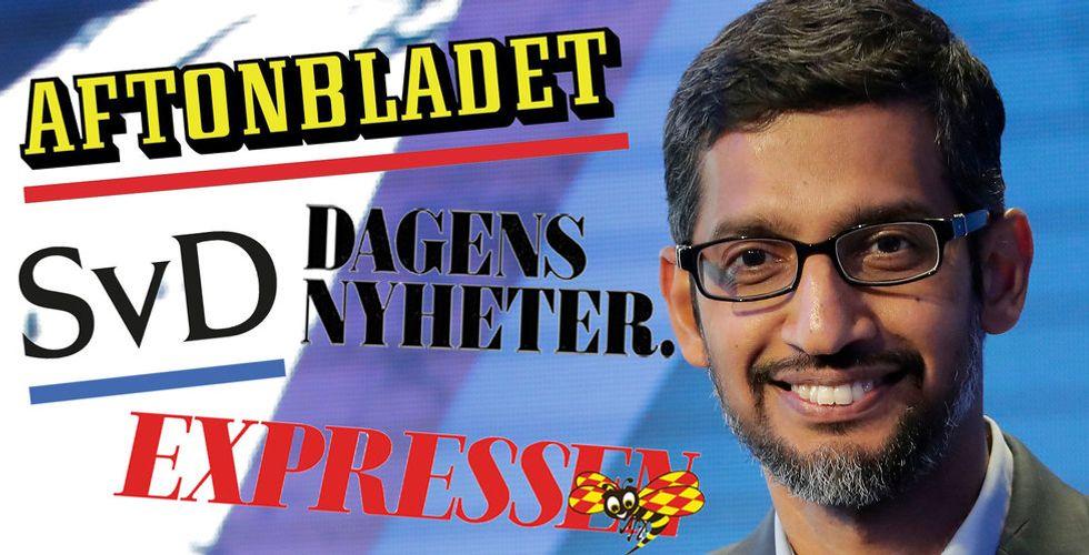 Googles nya direktiv kring GDPR: Om 18 dagar stoppar vi miljarderna till svenska medier