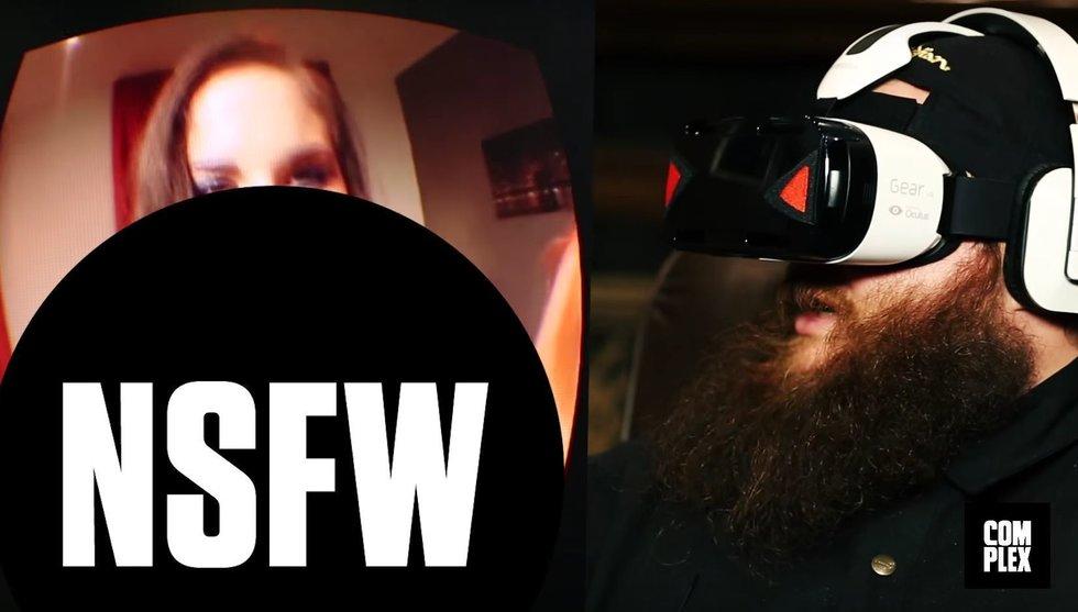 Breakit - Virtual reality kan bli räddningen för den krisande porrindustrin