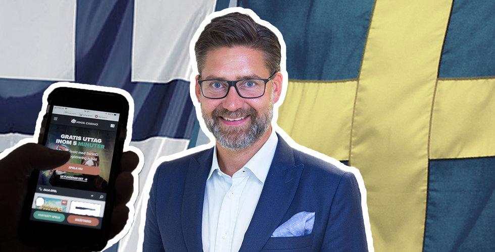 Global Gaming stoppades i Sverige – nu har spelbolaget hittat ett sätt som gör att de kan återvända