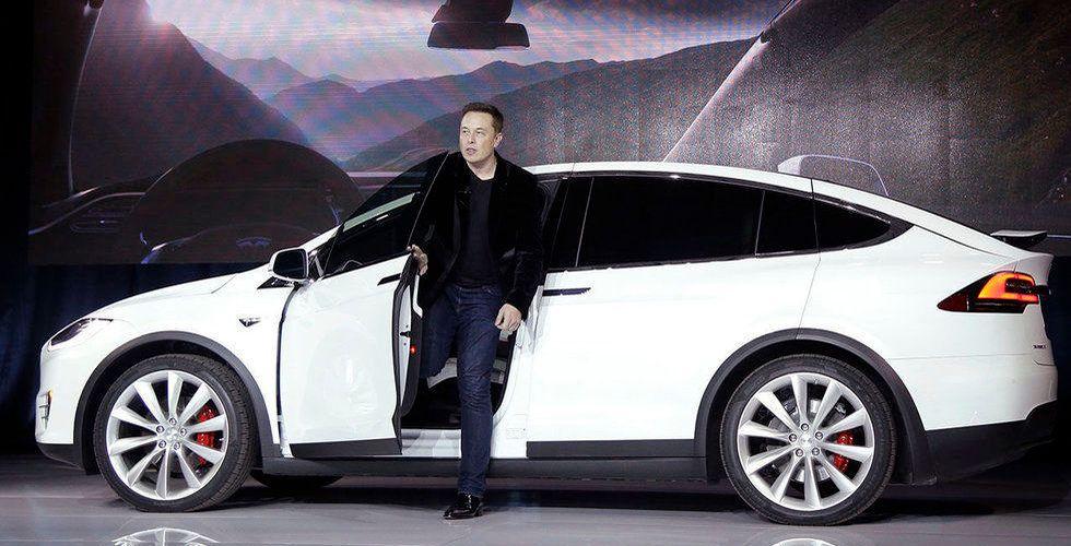 Breakit - Tesla lanserar företagsbilar