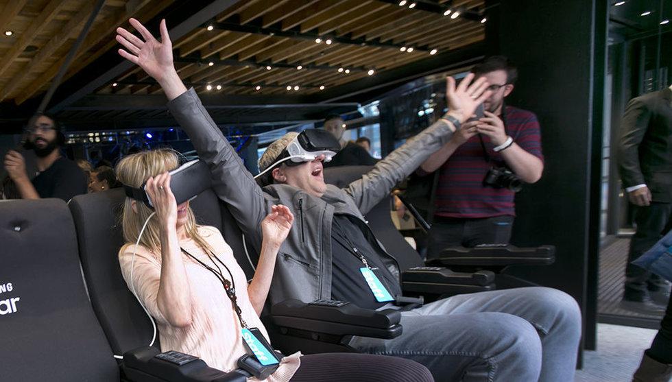Full fart för lägenhetsvisningar i VR – startup från Örebro växer