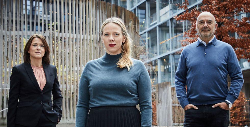 Mikael Ahlström och Gerda Larsson startar Curitas Ventures – bortglömda entreprenörer ska få chansen