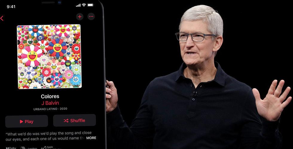 Apple och Amazon hann före Spotify – lanserar musik i Hifi-kvalitet
