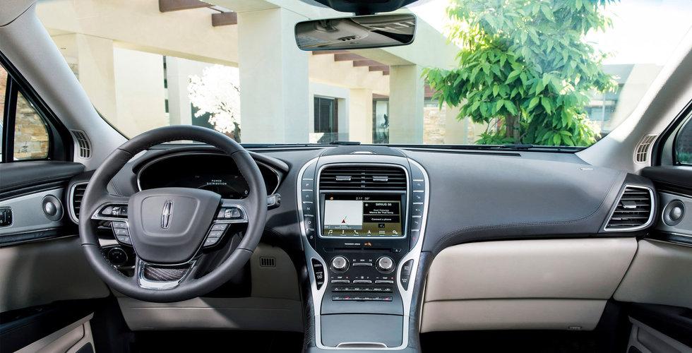 Ford och Alibaba på väg att ingå försäljningssamarbete