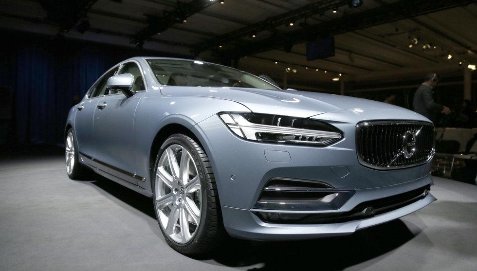 Breakit - Volvo storsatsar på test för självkörande bilar i Storbritannien