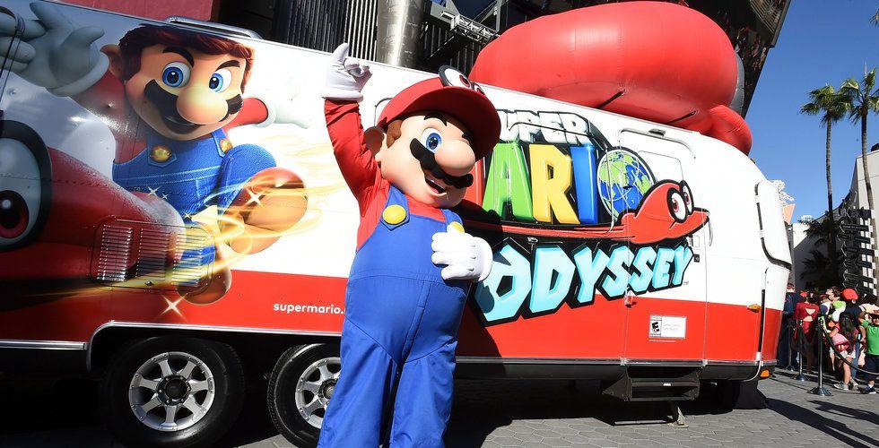 Nintendo nådde inte förväntningarna