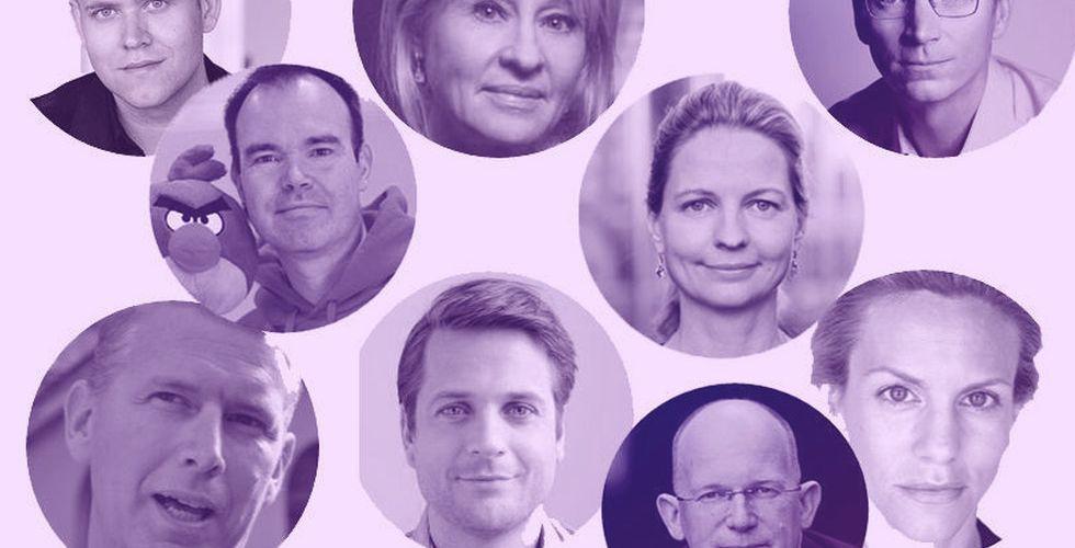 Tungviktarna samlas i Stockholm när SthlmTechFest går av stapeln
